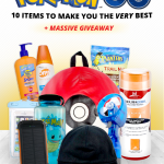 Pokémon Go Trainer Essentials + HUGE Giveaway!