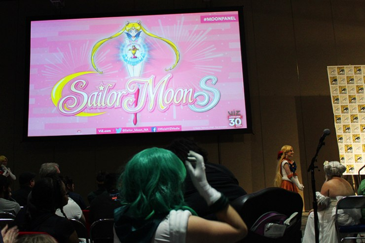 Comic Con Sailor Moon