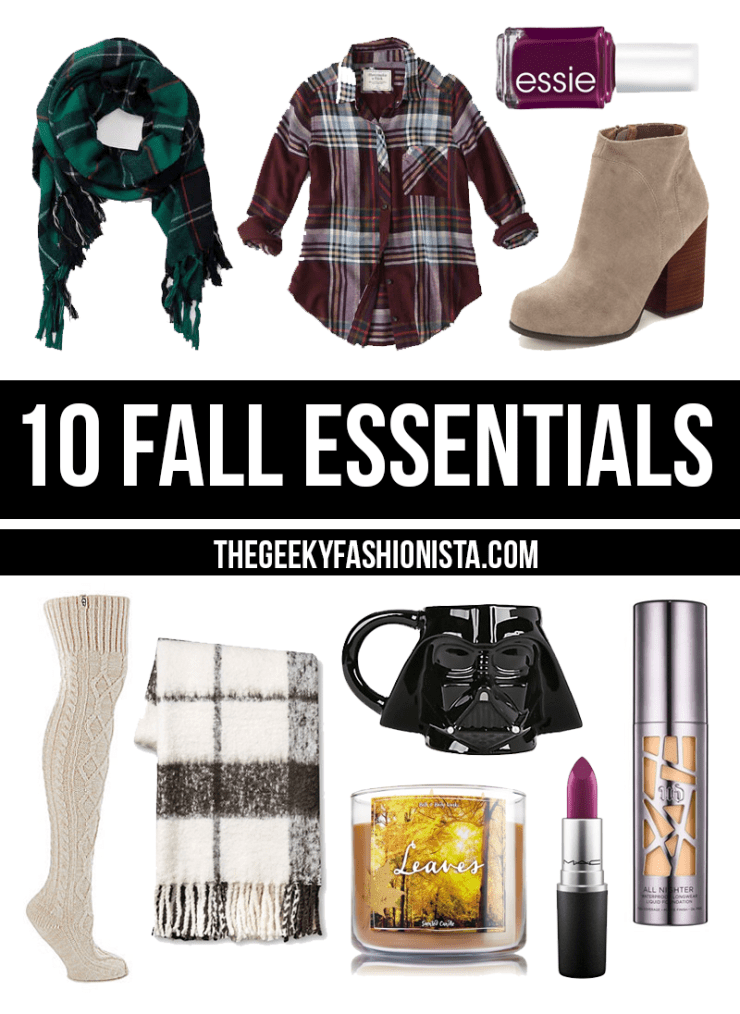 Fall Essentials