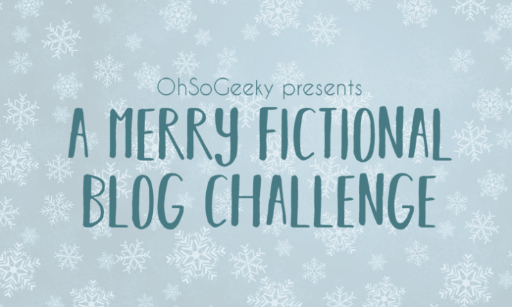 Merry Fictional Blog Challenge