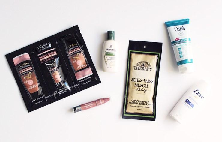 Winter 2017 Walmart Beauty Box // The Geeky Fashionista