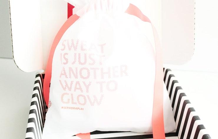 January Sephora Play! Box // The Geeky Fashionista