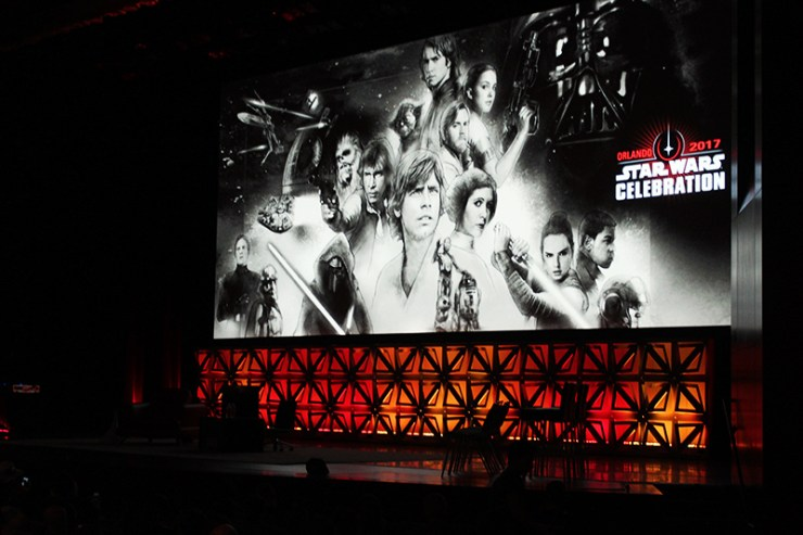 Star Wars Celebration Orlando // The Geeky Fashionista