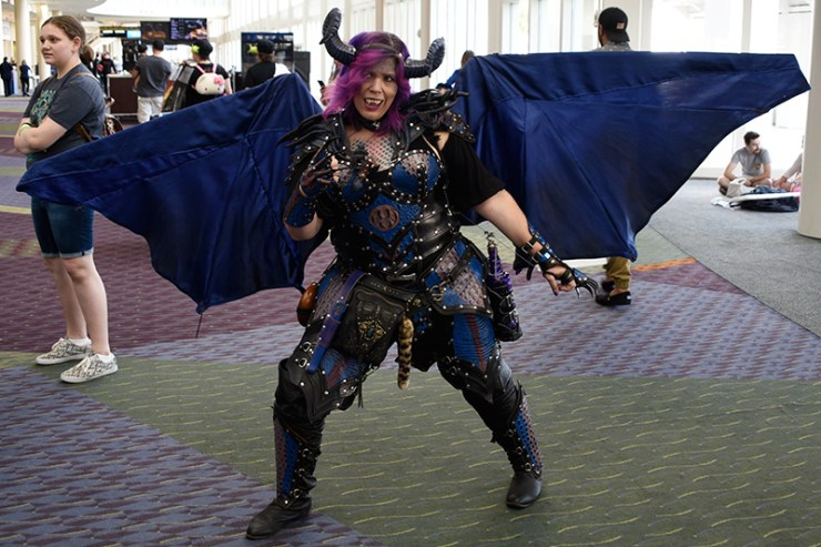 MegaCon 2017 Sunday Cosplay Photos // The Geeky Fashionista