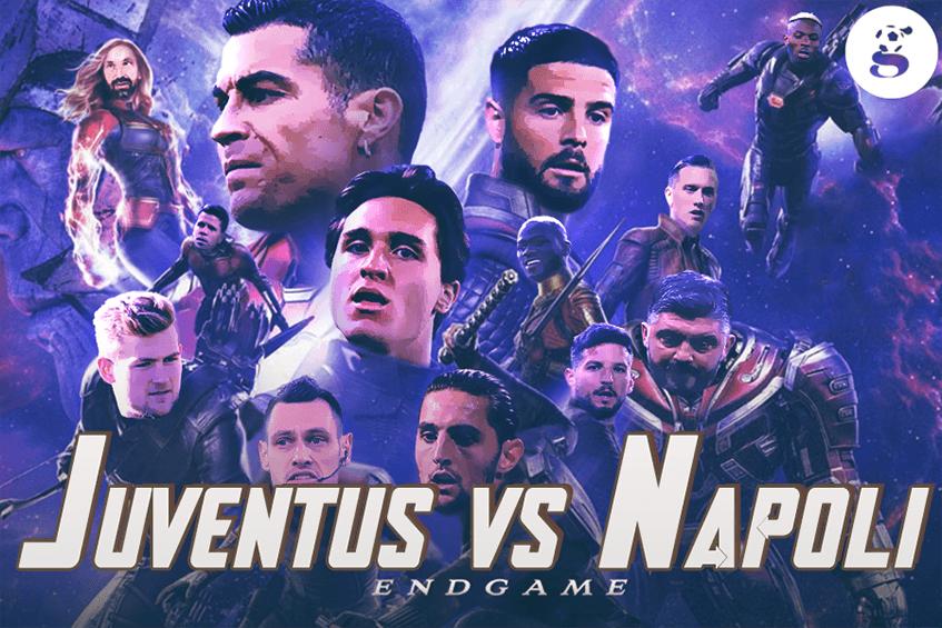 Juventus Napoli the endgame