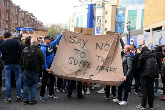 """""""Say no to the Super League"""""""