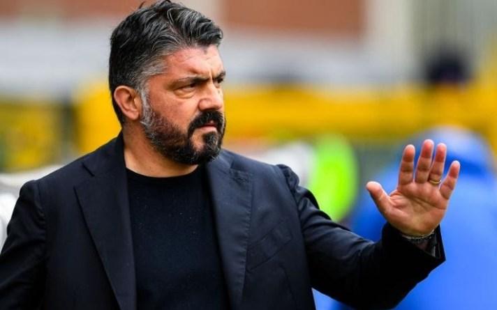 Gennaro Gattuso, una delle possibili soluzioni per la panchina della Fiorentina