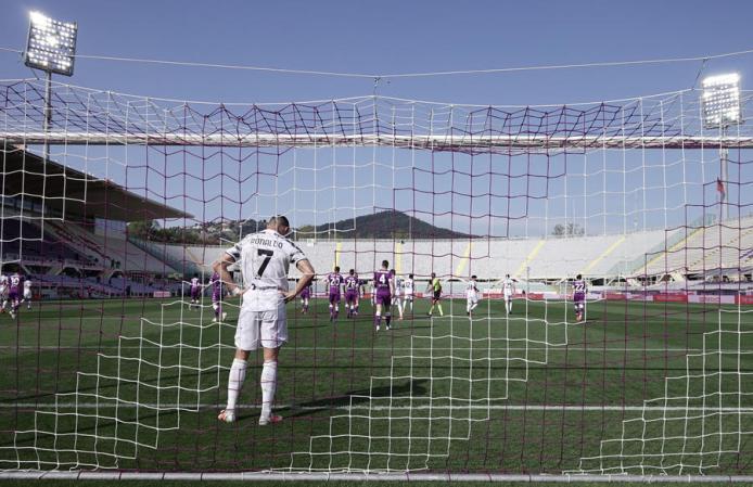 Fiorentina - Juventus 1-1