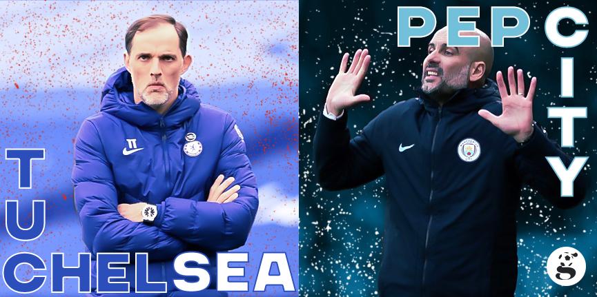 Tuchel vs Guardiola