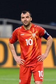 Goran Pandev - Giocatore chiave della Macedonia