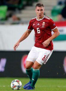 Willi Orban - Giocatore chiave dell'Ungheria
