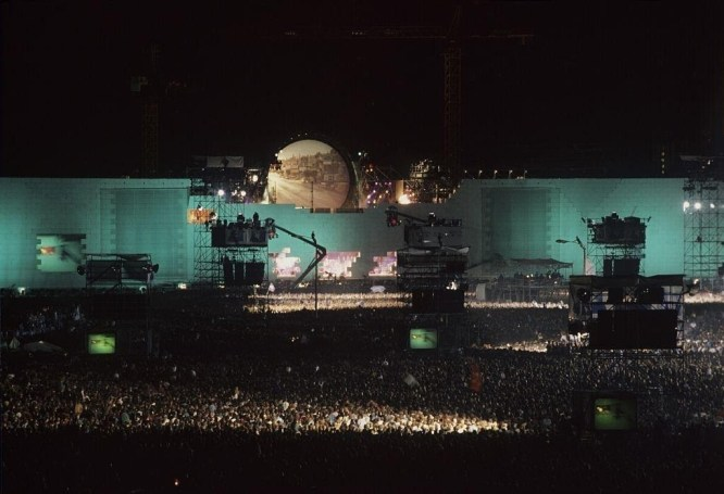 Concerto dei Pink Floyd