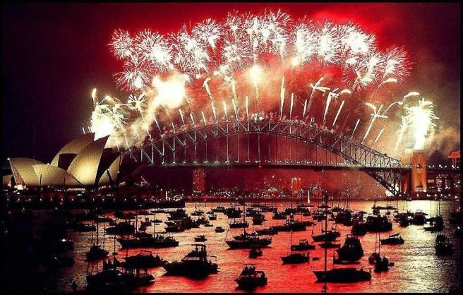 Sidney 1 gennaio 2000