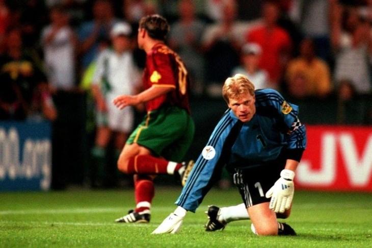 Europeo 2000: la Germania esce ai gironi