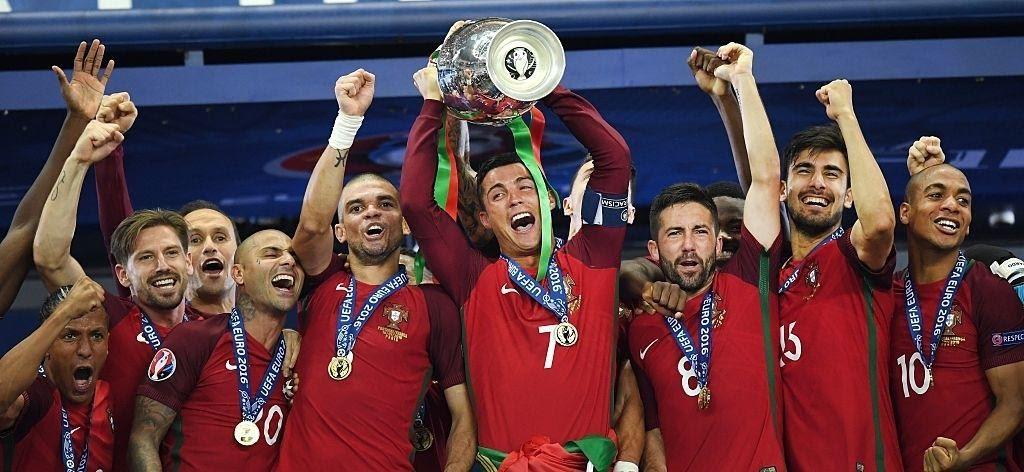 Portogallo Euro 2016