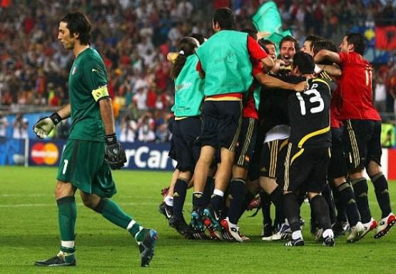 Italia Spagna Euro 2008