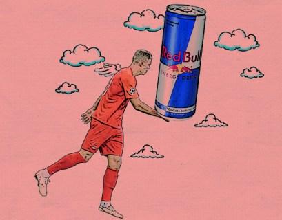 Haland e Red Bull