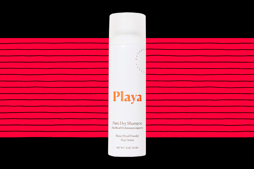 Dry Shampoo Playa by Lala Bruzoni