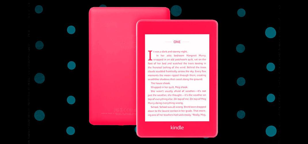 Kindle por Lala Bruzoni
