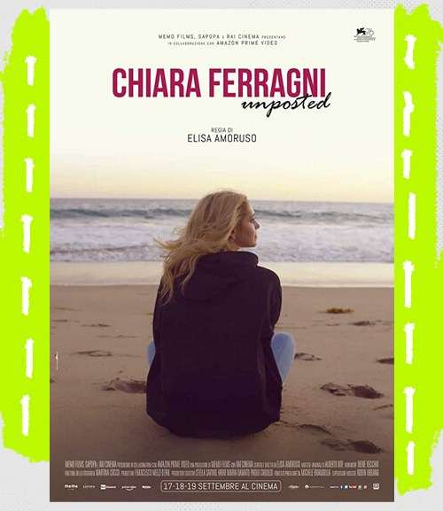 documental Chiara Ferragni unposted