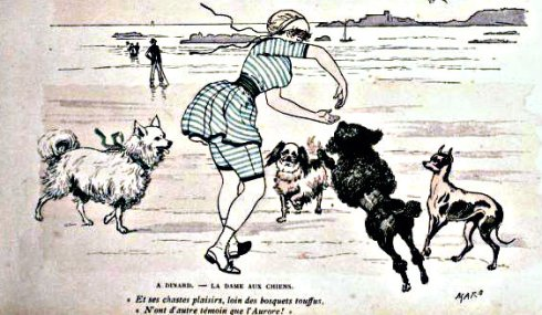 THE GEM 20 JULY 2017 : In order to really enjoy a dog, one doesn't merely try to train him to be semi-human. The point of it is to open oneself to the possibility of becoming partly a dog. | THE OLD PROVERBIAL RECOVERY