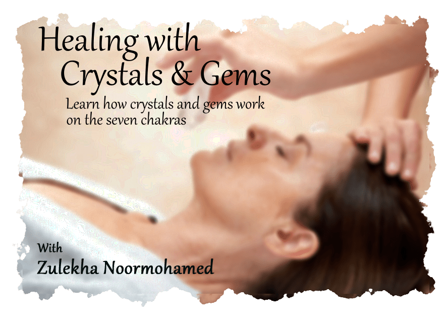 Crystal Healing With Crystals & Gems | The Gem Expo