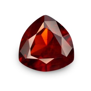 Natural Gemstone, Jewellery, Jewelry, Garnet, Pyrope, Africa, Mozambique, Red, Trilliant, The Gem Monarchy, Gem Monarchy, TheGemMonarchy, GemMonarchy, Monarchy, Gems