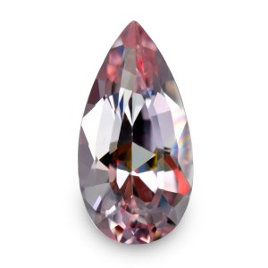 Natural Gemstone, Jewellery, Jewelry, Morganite, Beryl, Africa, African, Light, Pink, Light Pink, Pear, Flower, Modified, Modified Flower