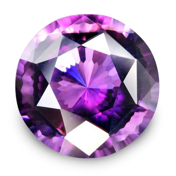 Natural Gemstone,Jewellery, Jewelry, Quartz, Purple, Amethyst, Uruguay, Round