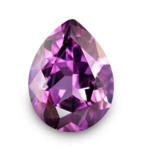 Natural Gemstone, Jewellery, Jewelry, Quartz, Purple, Amethyst, Uruguay, Pear, Flower