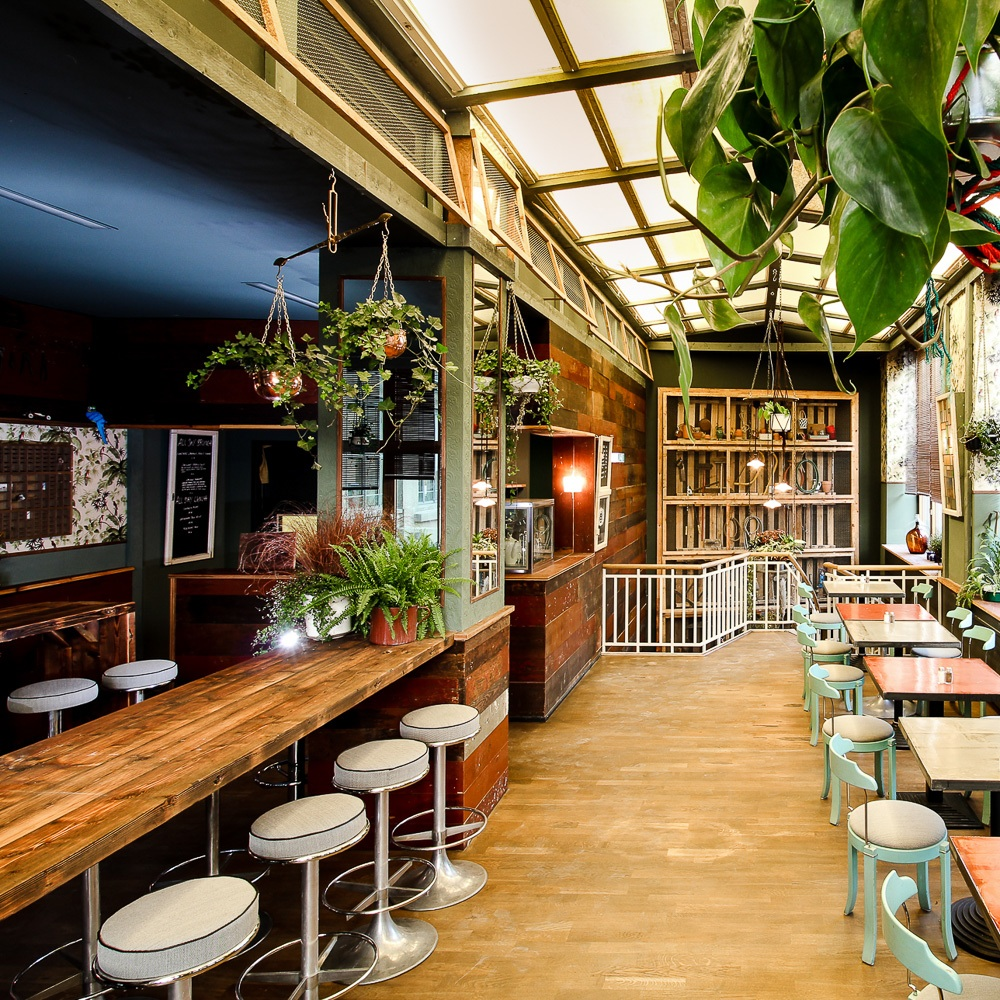 House of Small Wonder - Berlin, a Japanese and French cuisine mix for brunch lovers