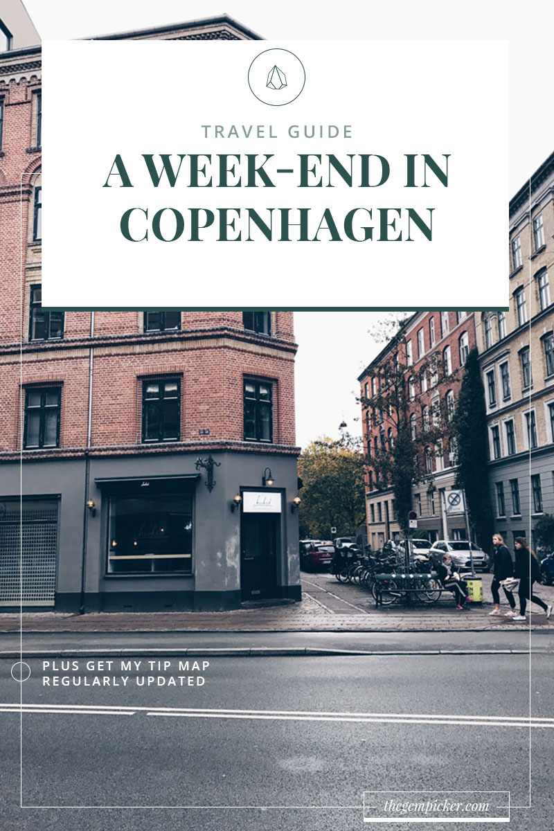 A week-end in Copenhagen