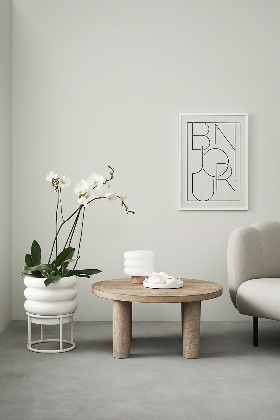 H&M Home collection - round table