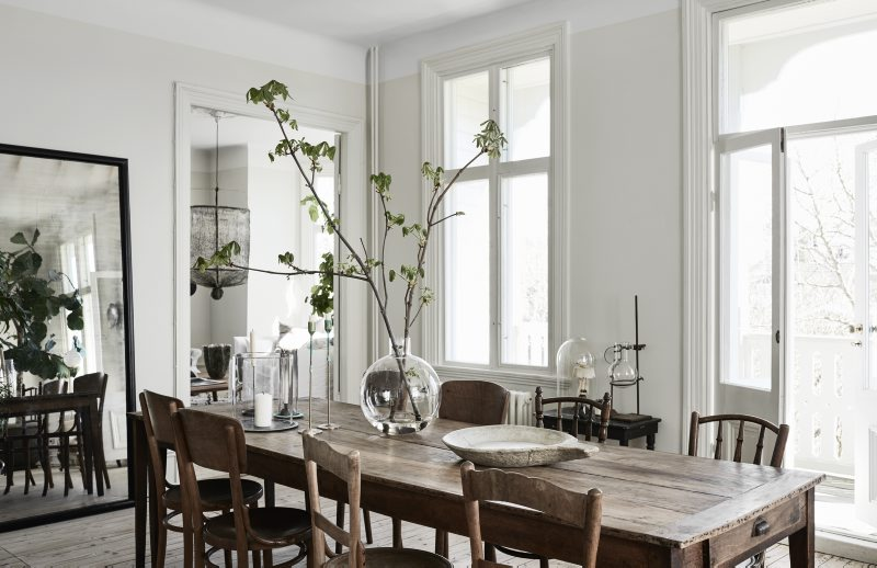 dining room thonet chairs vintage