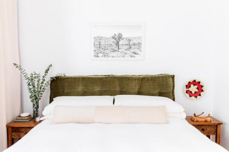 cushions headboard