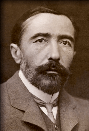 Joseph Conrad 1904 - Chinua Achebe - Heart of Darkness - An Image of Africa - racism, writing