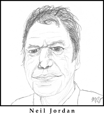 Neil Jordan Sketch by M.R.P. - The Crying Game - gender identity, nationalism