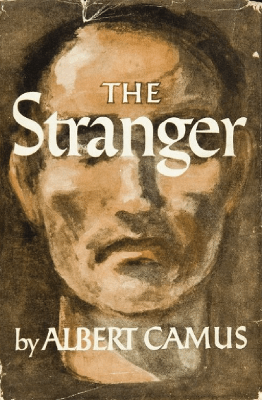The Stranger book cover - ending - Albert Camus - authenticity, existentialism