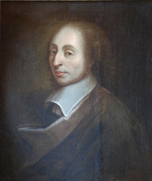 Blaise Pascal - Pascal's Wager - chance- probability - infinite
