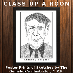 Prints of Sketches and Caricatures by The Gemsbok's illustrator, M.R.P.