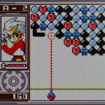 Puzzle Link 2 screenshot with card suit targets - Yumekobo - tile-matching puzzle game cards