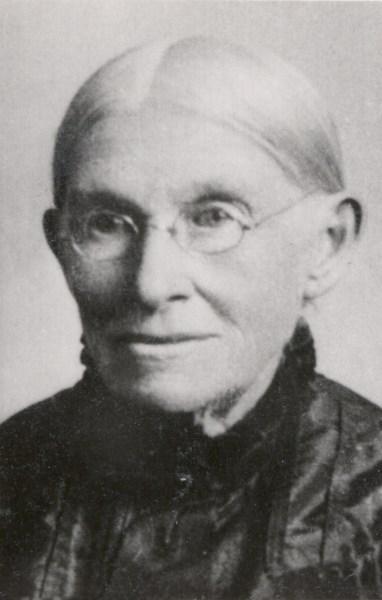 Louise Maria Austin, older