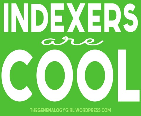 gg, indexers are cool, green
