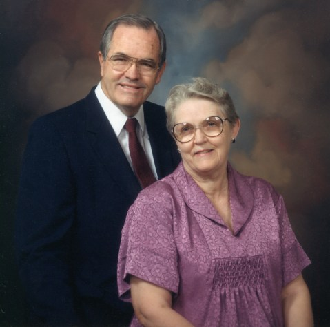 Ronald and Margaret Peterson