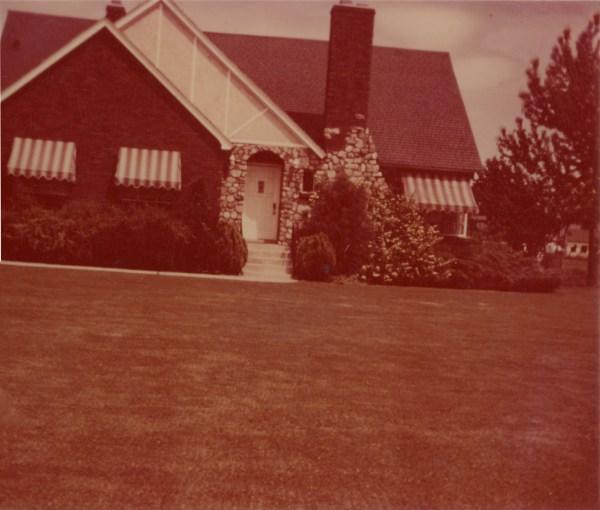 PETERSON, Rulon & Naomi's home