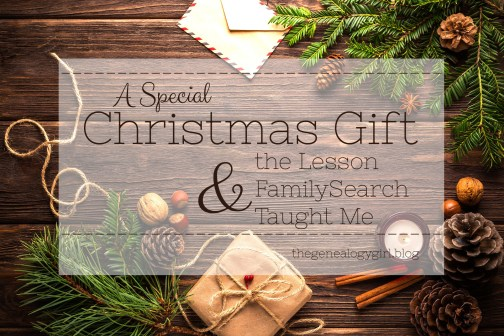 A Special Christmas Gift