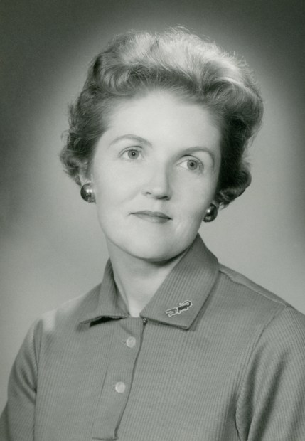 ELLIS, Mary Margaret, portrait as adult