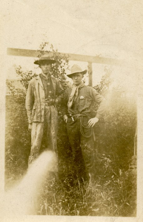 DUVAL, Francis Henry and Stanley McIntyre, Summer 1919