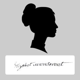Elizabeth Mousseron signature silhouette