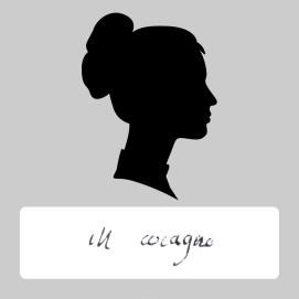 Marguerite Cocagne signature silhouette